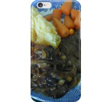 Lean Fillet Steak - The Slimmer's Friend iPhone Case/Skin