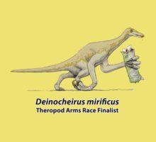 Deinocheirus - Arms Race Finalist Kids Clothes