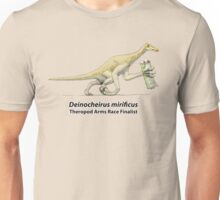 Deinocheirus - Arms Race Finalist Unisex T-Shirt