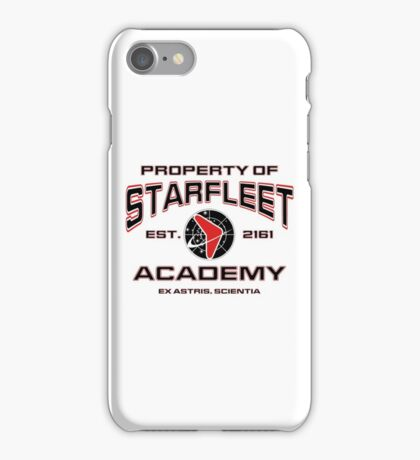 Starfleet Academy (alt) iPhone Case/Skin