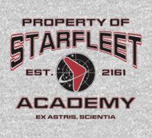 Starfleet Academy (alt) by ianscott76