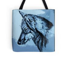 World of the Wolf Tote Bag