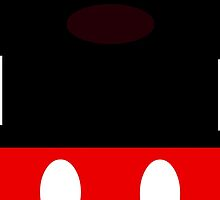 Mickey Mouse by JakeyJurin