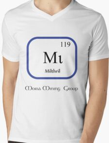 Mithril Chemical Symbol  T-Shirt