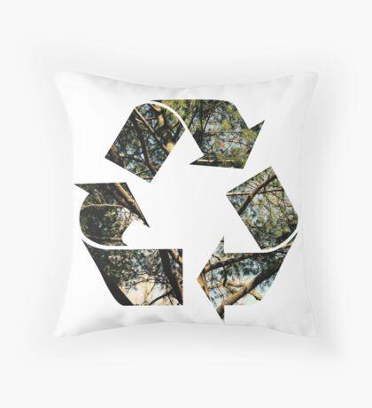 Ecology Throw Pillow