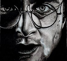 Harry Potter drawing by RobCrandall