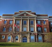 Thunder Bay Court House by TingyWende