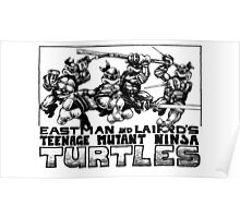 TMNT original Poster