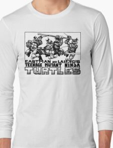 TMNT original Long Sleeve T-Shirt