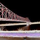 Bridge in VA. by Teri Billington