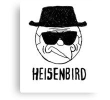 Heisenbird - Mordecai Canvas Print