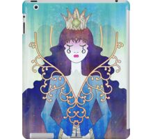 Anthrocemorphia - Queen of Clubs iPad Case/Skin