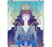 Anthrocemorphia - Queen of Clubs iPad Case/Skin