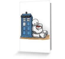 Doctor Mochi Greeting Card
