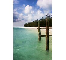Private Out Island Photographic Print