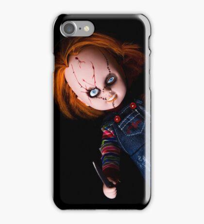 Evil Horror Doll iPhone Case/Skin