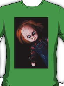 Evil Horror Doll T-Shirt