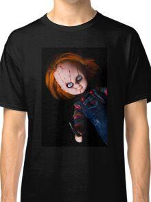Evil Horror Doll Classic T-Shirt