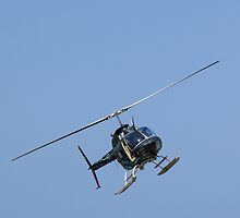 Bell JetRanger by PrecisionHeli