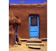 Taos Pueblo 1 Photographic Print
