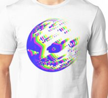 Neon Majora's mask moon  Unisex T-Shirt