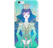Anthrocemorphia - Queen of Spades iPhone Case/Skin