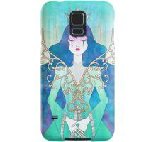 Anthrocemorphia - Queen of Spades Samsung Galaxy Case/Skin