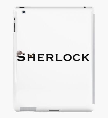 Sherlock - Doyle iPad Case/Skin