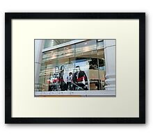 Reality ... Framed Print