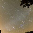 3:30am Star trail night photography by SammyPhoto