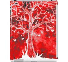 Heart Tree (Red Variant) iPad Case/Skin