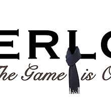 Sherlock - The Game is On by jezebel521