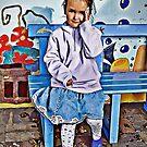 Little Girl by Warren. A. Williams