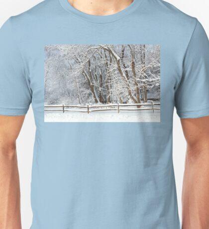 Winter - Westfield, NJ - Snow Day Unisex T-Shirt