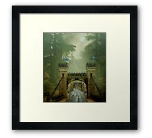 The Road to Camelot Framed Print