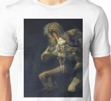 De Goya's Monsters Unisex T-Shirt