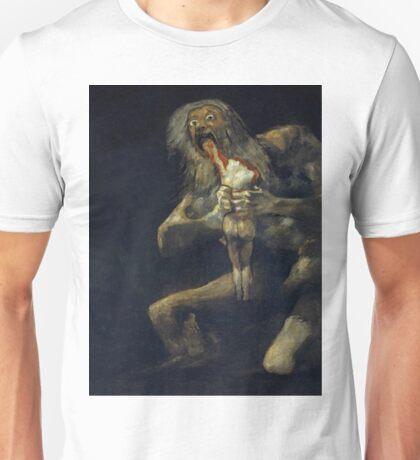 De Goya's Monsters Unisex T-Shirt