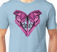 Love Is Death Heart Weapons Unisex T-Shirt