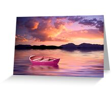 The Colours Of Love Greeting Card