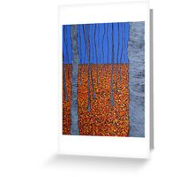 Aspenography Greeting Card