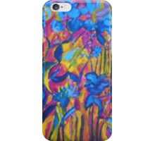 Floral art 11 iPhone Case/Skin
