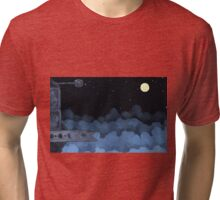 Cave Story - The Outer Wall Tri-blend T-Shirt