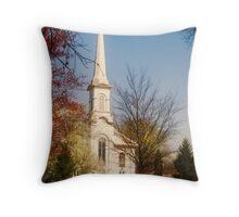 Westfield Presbyterian Church Throw Pillow