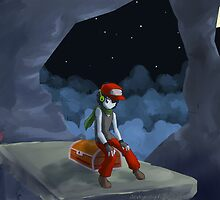 Cave Story - Clock Chamber by Jelecy