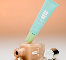Clinique Make-up - The Perfect balance  by Anna Vegter