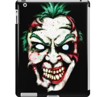 Zombie Clown iPad Case/Skin