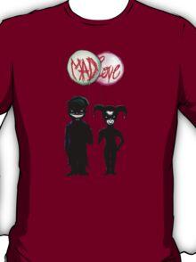 Clown & Quinn Balloons Mad Love T-Shirt