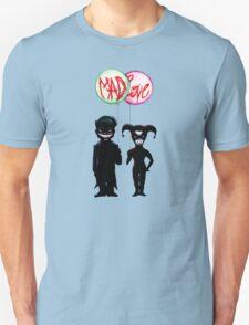 Clown & Quinn Balloons Mad Love Unisex T-Shirt
