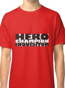 Heroes of Thedas Classic T-Shirt