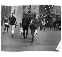 New York Street Photography 33 Poster